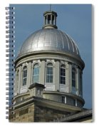 Montreal 8 Spiral Notebook