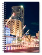Montreal - Place Des Arts Spiral Notebook