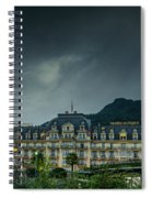 Montreux Palace Spiral Notebook
