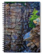 Monument Cove I Spiral Notebook