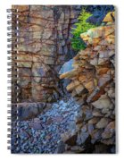 Monument Cove II Spiral Notebook