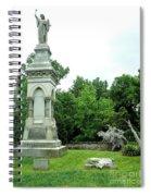 Monument Hill Spiral Notebook