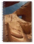 Monument Valley Arch 7369 Spiral Notebook