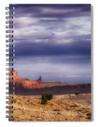 Monument Valley Morning Spiral Notebook