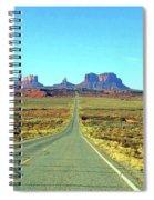 Monument5 Spiral Notebook