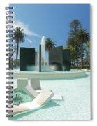 Monumento Da Autonomia Spiral Notebook