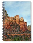 Monuments Spiral Notebook