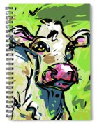 Moo Spiral Notebook