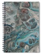 Moody Blue Spiral Notebook