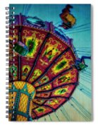 Moody Fair Swing Spiral Notebook