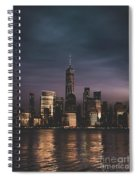 Moody Nyc Spiral Notebook