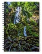 Moon Falls, No. 2 Spiral Notebook