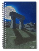 Moon Gate Spiral Notebook