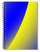 moon I Spiral Notebook