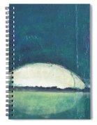Moon Light Spiral Notebook