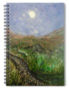 Moon Musings Spiral Notebook