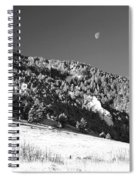 Moon Over Chatauqua 2 Spiral Notebook