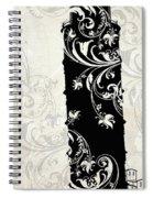 Moon Over Pisa Spiral Notebook