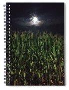 Moon Stalk Spiral Notebook