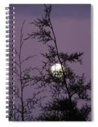 Moon Trees Spiral Notebook