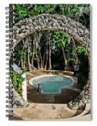 Moongate - Bermuda Spiral Notebook