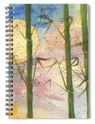 Moonlight Bamboo 2 Spiral Notebook