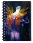 Moonlight Kisses Raphael Spiral Notebook