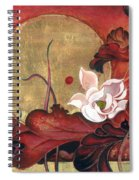 Moonlight Lullaby Spiral Notebook