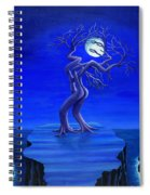 Moonlight Passion Spiral Notebook