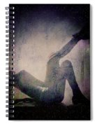 Moonlight Tanning Spiral Notebook