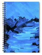 Moonlight Trek Spiral Notebook