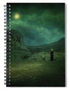 Moonloop Spiral Notebook