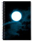 Moonrise 2 Spiral Notebook