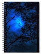 Moonshine 03 Bad Moon Rising Spiral Notebook