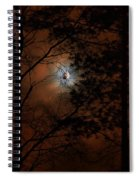 Moonshine 04 Bad Moon Rising Spiral Notebook
