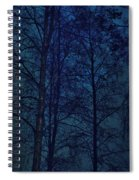 Moonshine 12 Blue Sky Spiral Notebook