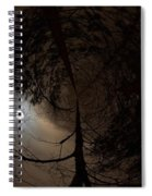 Moonshine 13 Fishy Spiral Notebook
