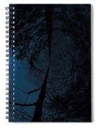 Moonshine 15 Fishy Spiral Notebook