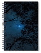 Moonshine 16 The Trees Spiral Notebook