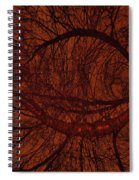 Moonshine 17 Lips Spiral Notebook