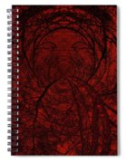 Moonshine 18 Shout Spiral Notebook