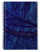 Moonshine 19 Space Spiral Notebook