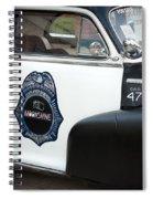 Moonshine Patrol Spiral Notebook