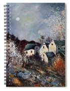 Moonshine  Spiral Notebook