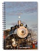 Moonsmoke Spiral Notebook