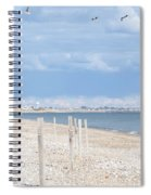 Moonstone Beach Spiral Notebook