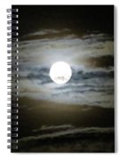 Moonstruck Spiral Notebook