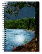 Moonstruck 'my Starry Night' Spiral Notebook