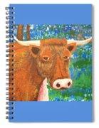 Mooo - Na - Lisa Spiral Notebook