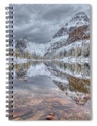 Moor Lake Spiral Notebook